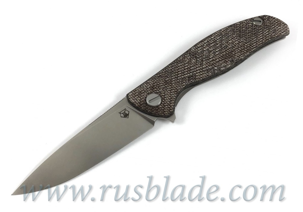 Shirogorov HATI-R M390  Alutex Brown MRBS - фотография