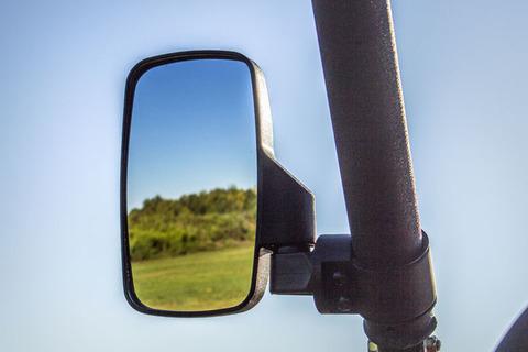 Боковое левое зеркало на мотовездеход Yamaha Viking