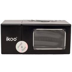 ikoo Pocket Black Classic Расческа для волос Классический черный