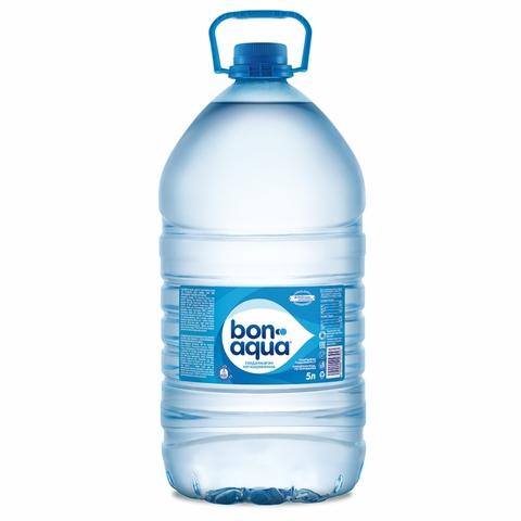 Вода питьевая BONAQUA б/газа 5 л пл/б КАЗАХСТАН