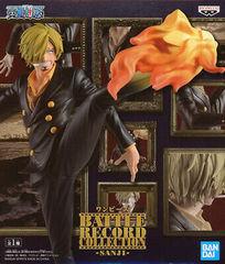 Фигурка One Piece Sanji (Battle Record Collection)
