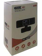 Веб-камера X-13 Full HD 1080P с микрофоном