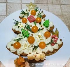 Елка №19 Торт