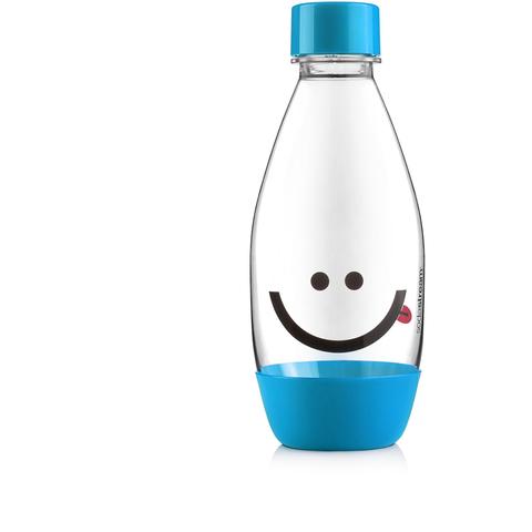Бутылка 0,5L Fuse Smiley blue