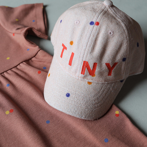 Кепка Tinycottons Ice Cream Dots