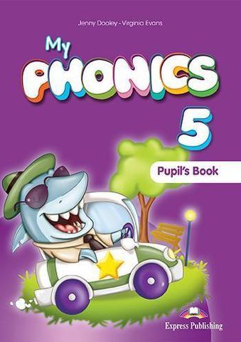 MY PHONICS 5 Student's Book - Учебное пособие