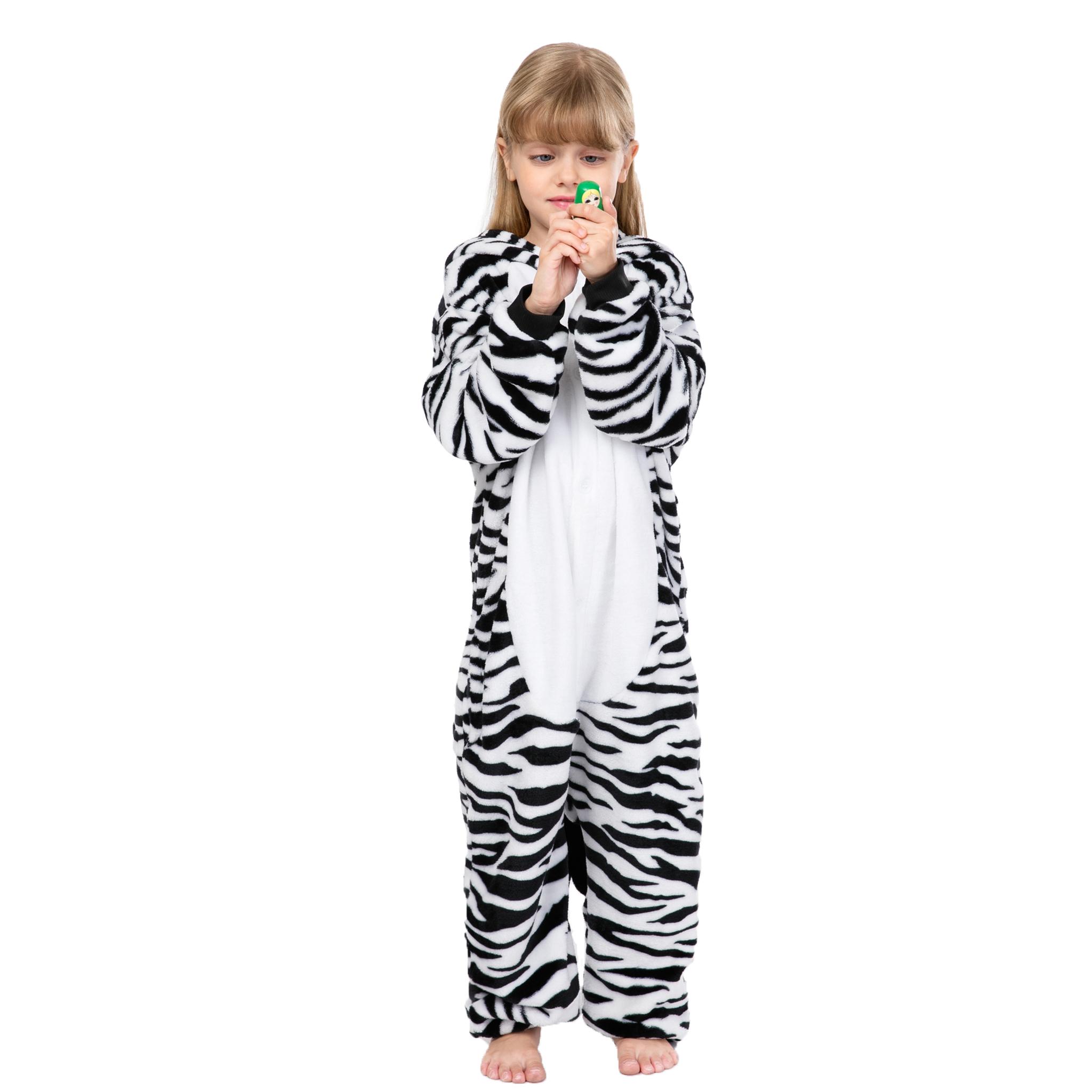 Пижамы для детей Зебра детская 1.jpg