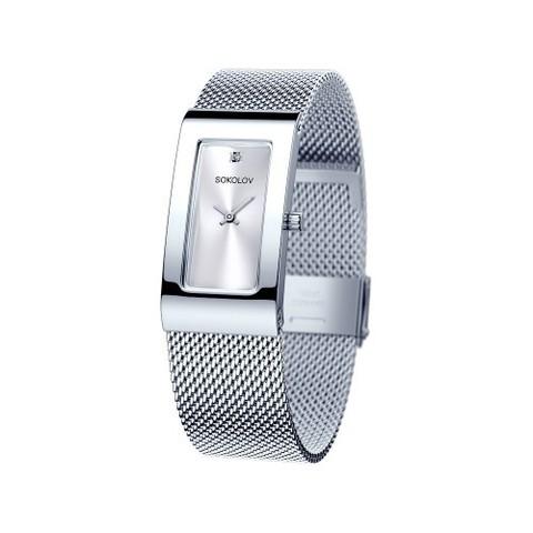 307.71.00.000.01.01.2 - Женские стальные часы от SOKOLOV