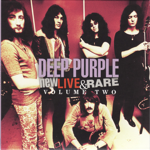 DEEP PURPLE: New Live & Rare Volume Two