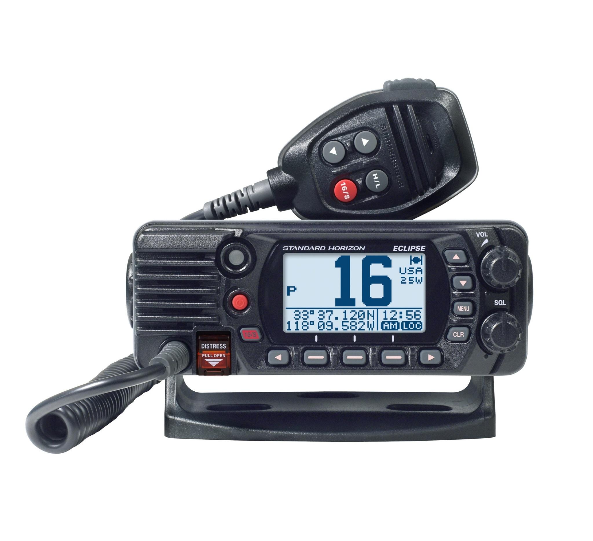 GX1400GPS / E VHF cellular device Standard Horizon