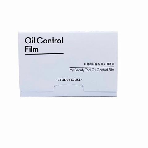 Etude House Салфетки косметические матирующие My Beauty Tool Oil Control Film, 50 шт