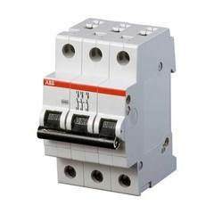 Автоматический выключатель АВВ 3/100А S283 С100 6КА