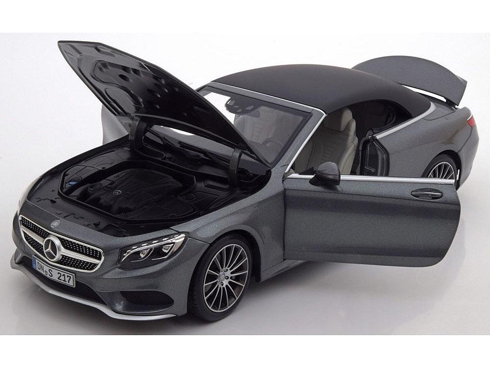 Коллекционная модель Mercedes-Benz S-Class Convertible (А217) 2016