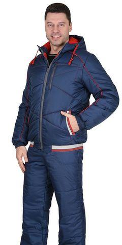 Куртка ИТР темно-синяя