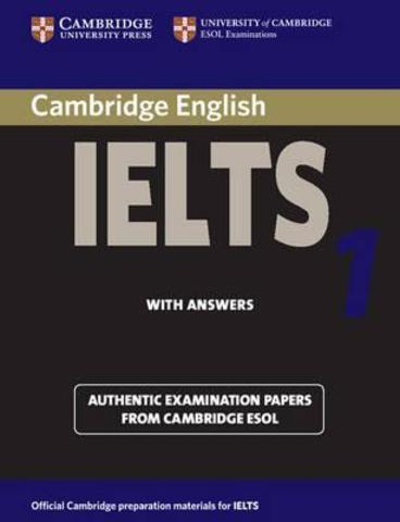 Cambridge Practice Tests for IELTS 1 Self-study Students Book