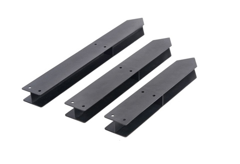 Стыковочный элемент для грядок металл 150х30 мм