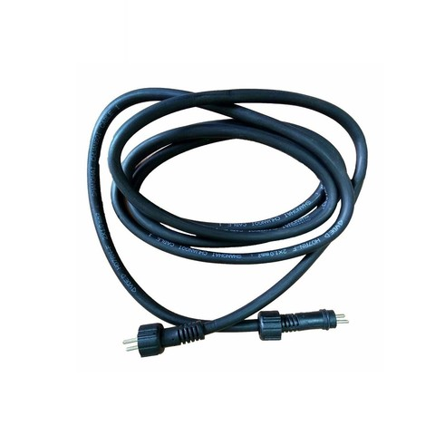 Кабель AquaViva для прожекторов 2м 2*2PIN / 20399