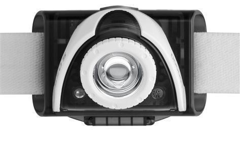 Фонарь светодиодный налобный LED LENSER SEO5R (1013)