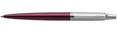 Шариковая ручка Parker Jotter Essential Portobello Purple CT123