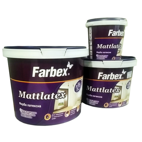 Farbex Mattlatex