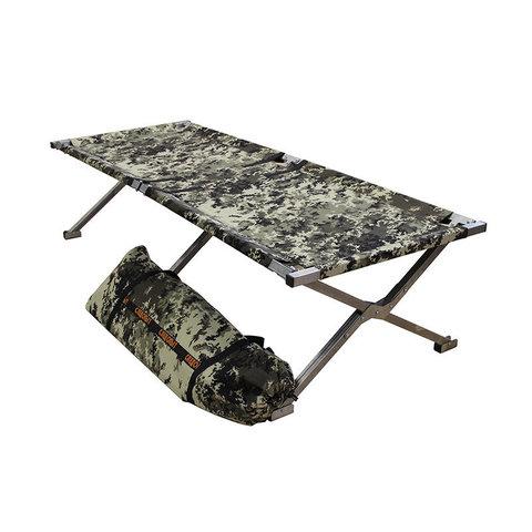 Кровать раскладушка туристическая Следопыт PF-CB-03 в чехле