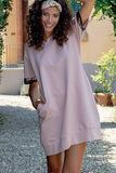 Розовое платье для дома и отдыха B&B