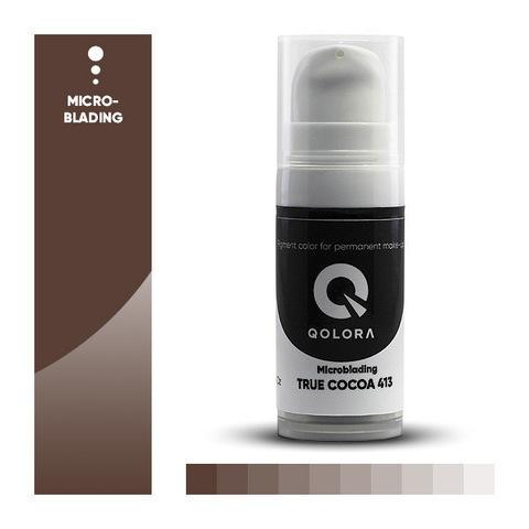Qolora True Cocoa 413 (Настоящее какао)