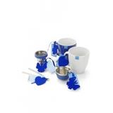 Чайный товарищ Brabantia - Matt Steel/Lavender (матовая сталь/фиолетовый), артикул 621123, производитель - Brabantia, фото 3