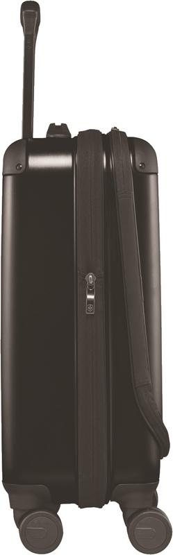 Чемодан малый для ручной клади Victorinox Spectra 2.0 Expandable, черный, 29 л., 55х35x20 см. (601283) | Wenger-Victorinox.Ru