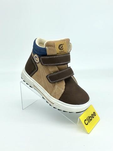 Clibee (зима) H207 Brown 27-32