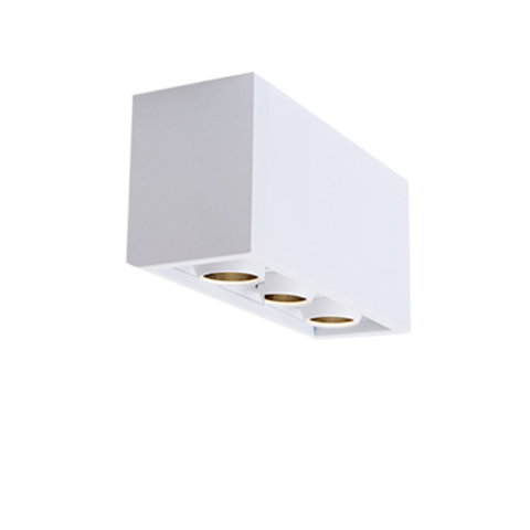 Накладной светильник 16 - 3 by DesignLed ( белый )