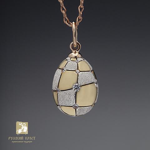 Кулон из серебра 925 пр.