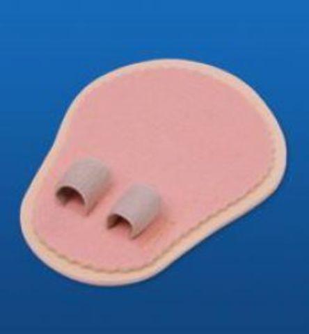 Выпрямляющий разделитель для двух пальцев стопы арт. GL-205