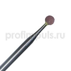 601_030 Фреза корундовая шарик 3 мм