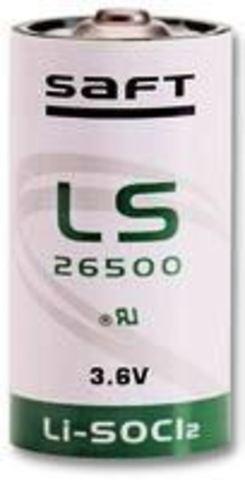 Батарейка литиевая LS26500 / C SAFT 3.6V 7700 mAh