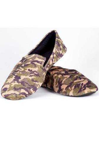 Модные мужские домашние тапочки