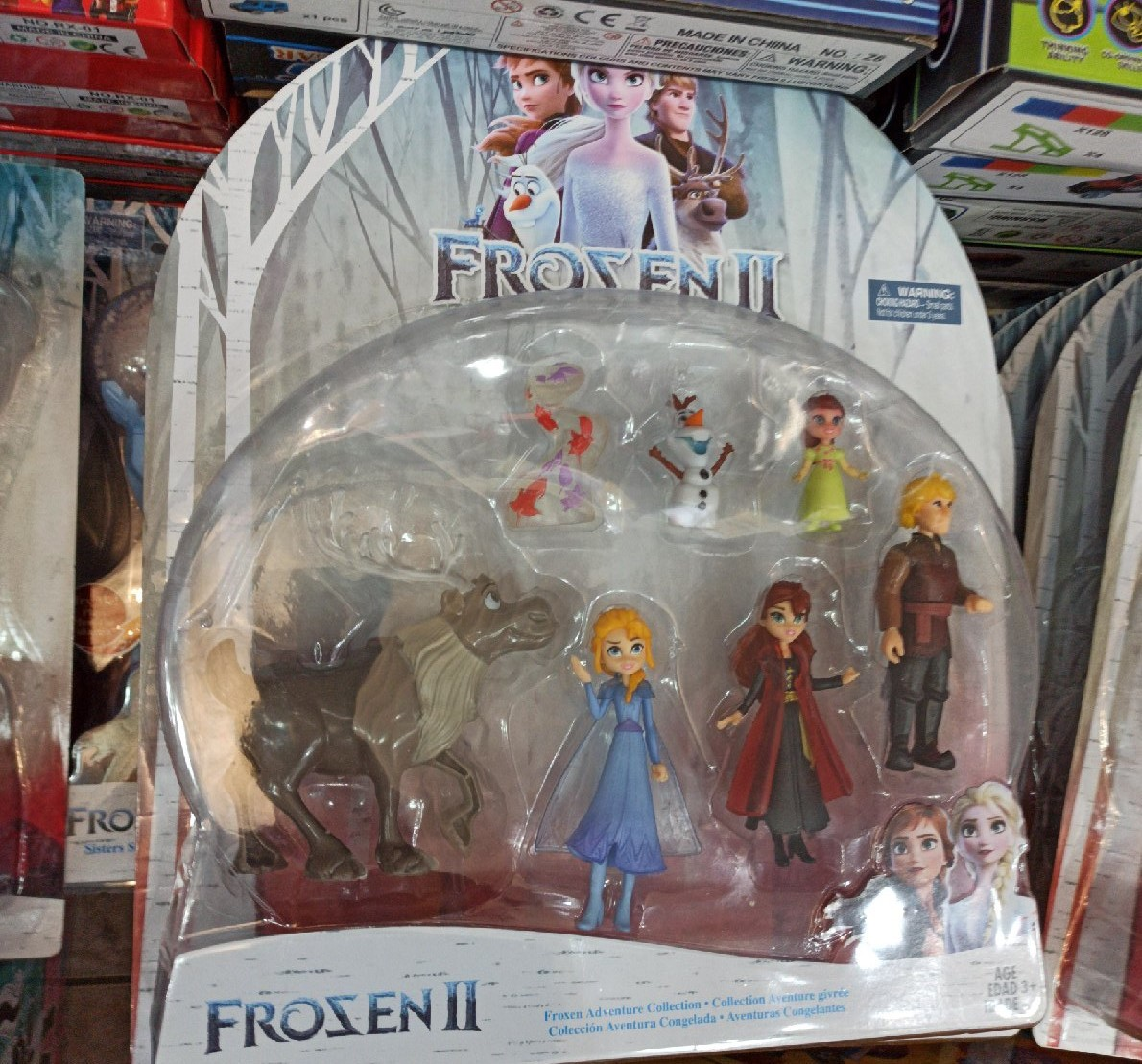 Детский набор кукол для девочек