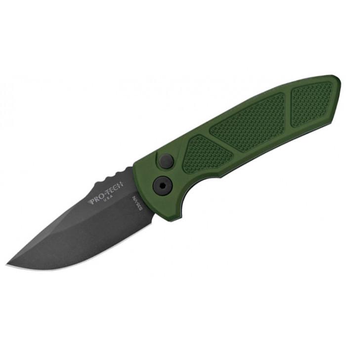 Автоматический нож Pro-Tech LG407GRN SBR