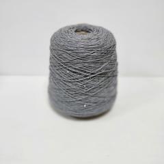 Botto Poala, Ontario, Серый с пайетками, 2/60x16, 185 м в 100 г