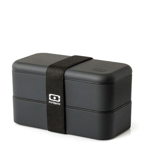 Ланчбокс Monbento Original (1 литр), черный