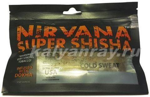 Nirvana Cold Sweat