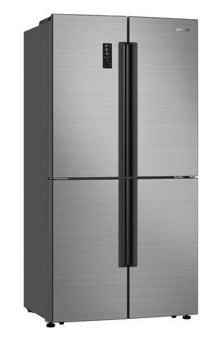 Холодильник side-by-side Gorenje NRM9181UX