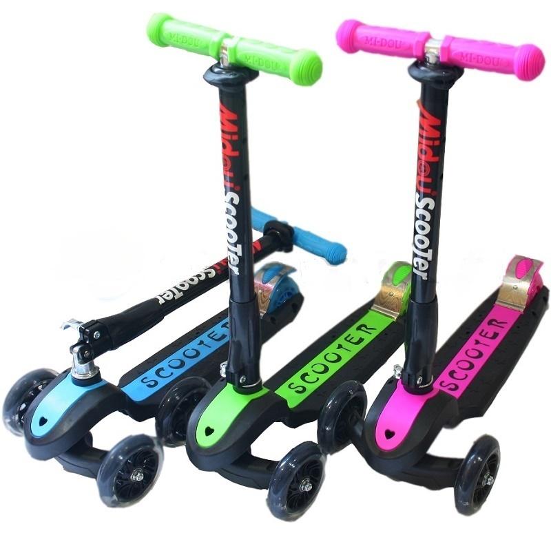 Товары на Маркете Самокат трехколесный детский Scooter Midou Scooter_Midou.jpg