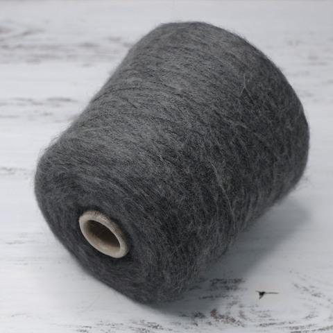 Lagopolane KID40, серый классический 984 (100 г)