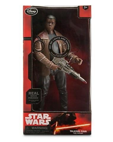 Звездные войны фигурка говорящий Финн — Star Wars The Force Awakens Talking Finn