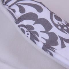 Зимний конверт одеяло на выписку Винтаж (молоко)