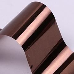 Фольга для ногтей кофе