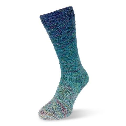 Носочная пряжа Flotte Socke Regenbogen Multi 1482 купить