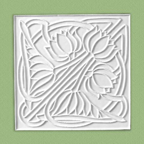 Плитка Каф'декоръ 10*10см., арт.052