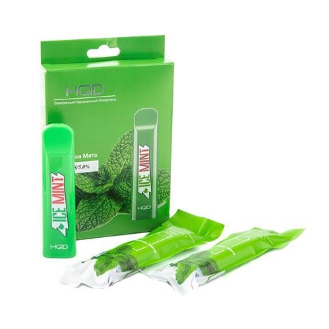 Одноразовая электронная сигарета HQD Cuvie Mint (Мята) 1 шт